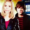 Rose & Sam & TARDIS
