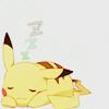 たらんてぃ一の★: Pokemon ☆ Zzzzzh... 「Pikachu」
