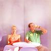 You know. No kick-o, no fight-o.: 'Chuck' Sarah & Casey