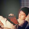 i need a raincoat.: Merlin - Merlin sleepy