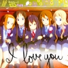 The Princess of Seyruun: K-ON!! - I love you
