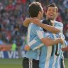 Argentina   Messi is short