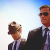 oh these heroes come and go;: [wc] con man & fbi agent;;