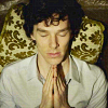 Cindy: ♥ Sherlock in prayer ♥