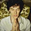 Cindy: ♥ Sherlock in prayer ♥