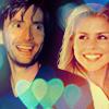 David/Billie hearts