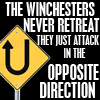 Opposite Direction