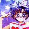 [Sailormoon] Ami-chan's reading time