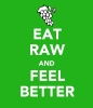 eat raw and feel better