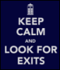 Look for Exits