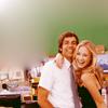 Chuck: Chuck and Sarah Smiling