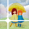 Carrie Leigh: rainy day