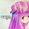 locked girl