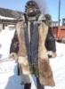 Морозно на Оби в январе