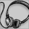 Drawn Headphones