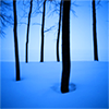 winter; my land of blue and cold.