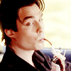 sassy, classy, and a bit smart-assy: TVD: Damon caprisun