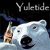 Christmas, yuletide, winter, bear