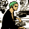Roronoa Zoro of the Strawhat Pirates: so a guy walks into a bar