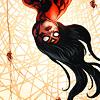 upside down, spiderwoman, jessica drew