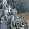 LotR - Minas Tirith close up