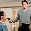 dwight beer me jim
