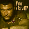 Victor Creed: Victor + Rat = OTP