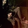 tvd - damon/elena red wall