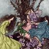 Jennifer: Arthur Rackham - Fairies Dancing