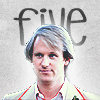 Five by lady_of_tardis
