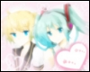 LenxMiku, VOCALOID, cute