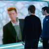 Kirk and Spock get Rickroll'd