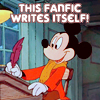 movie // mickey // fanfic