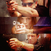 misura: Burn Notice - three guns
