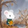 Мышоля: мышь осенняя