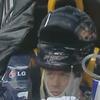 seb & his helmet