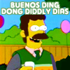 Simpsons: buenos dum diddly dios!