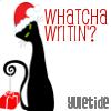 Yuletide: Whatcha Writin'? (by htbthomas