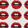 red tile lips