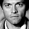 Mish: Castiel -- Meet the Angel B/W