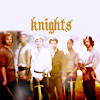 oh these heroes come and go;: [merlin] knights of the roundtable;;