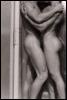 allydenise: bk/wt full length in shower