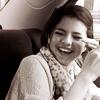 Selena {laughing}