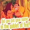 Disney - GOBLET OF FIRE?
