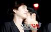 Sungmin kiss