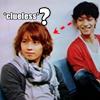 nadz: clueless Tegoshi