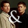 SPN Dean & Cas