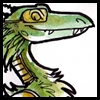 Cyborg velociraptor by Djinni
