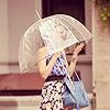 Blair - under my umbrella
