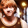 Infinity Emily: Ron Weasley- Harry Potter- Orange Cozy G